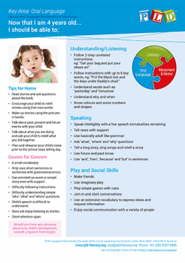 Speech and Language Development Milestones - 2 years old