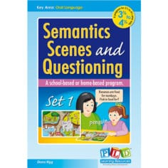 Semantic Scenes and Questioning Set 1