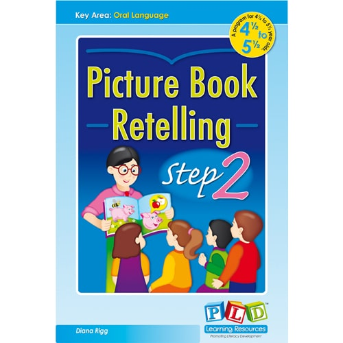 Picture Book Retelling Step 2
