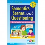 Semantic Scenes and Questioning Set 2