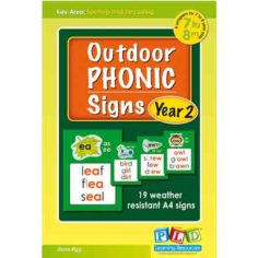 Outdoor Phonic Signs Set 2