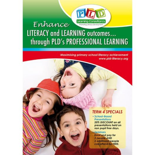 PLD 2014 Literacy Seminars