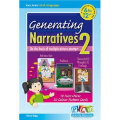 Generating Narratives 2
