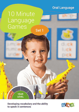 Semantics program for Early Years & Foundation - Full Set