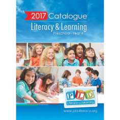 PLD Literacy Resources Catalogue 2017