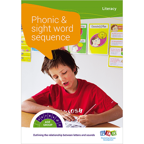 Phonic & Sight Word Sequence