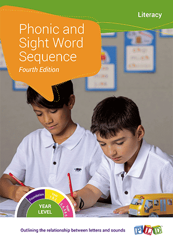 Phonic and Sight Word Sequence