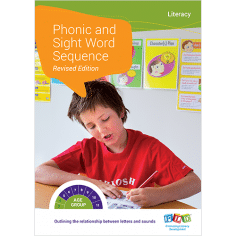 Stage 1 phonic charts