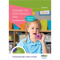 Alphabet the Multi Sensory Way