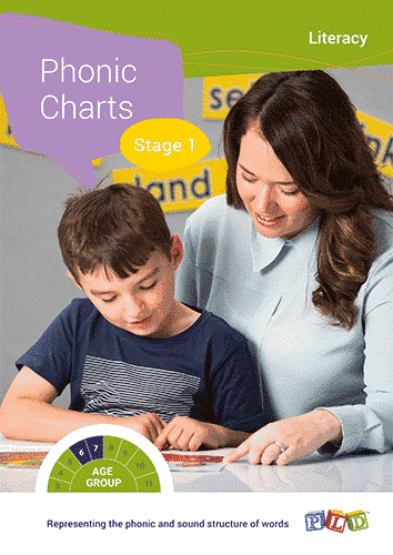 Phonic Charts - Stage 1