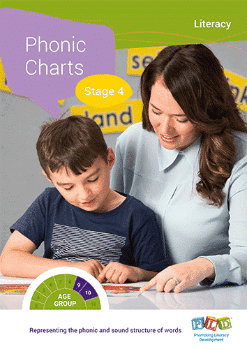 Phonic Charts - Stage 4