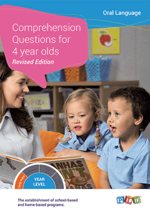 4 Year Old Comprehension Questions Progress Check