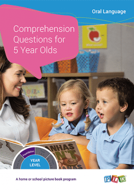 3 Year Old Comprehension Questions Progress Check