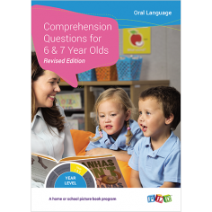 8-9 Year Old Comprehension Questions Progress Check