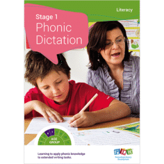 Stage 1 Phonic Dictation