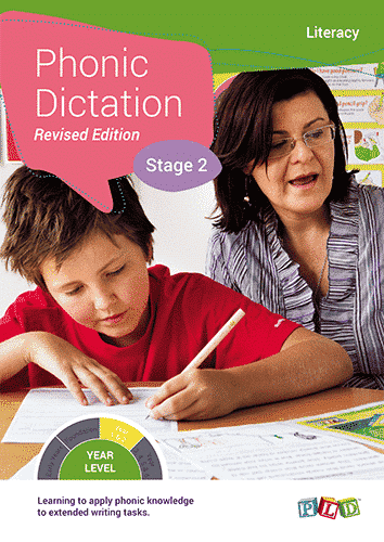 Phonic Dictation - Stage 2