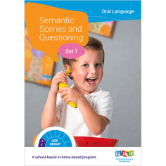 Speech & language development milestones - 3 year old