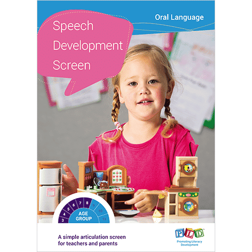 Speech Development Screen