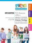 Implementing PLD resources within a Whole School Literacy Strategy policy