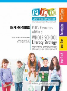 PLD Whole School Literacy Strategy