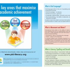 Key Areas That Maximise Academic Achievement