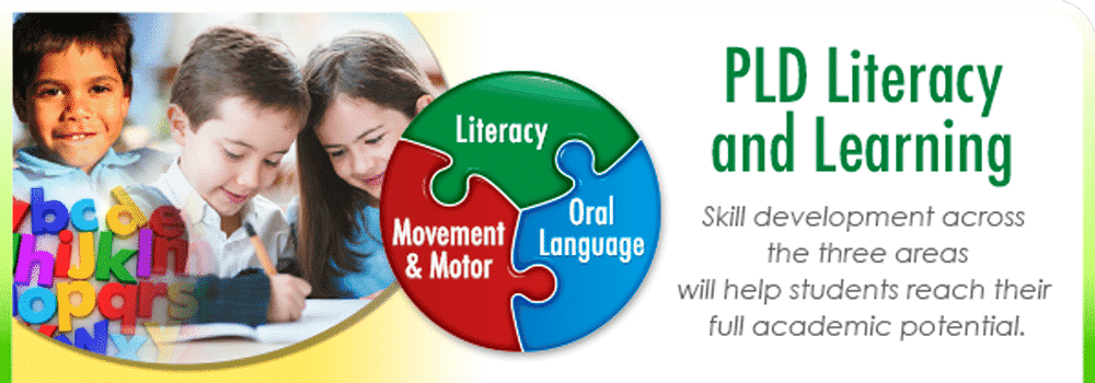 PLD Literacy and Learning delivering quality educational programs, resources, and services designed to maximise literacy based outcomes in 3 to 11 year olds
