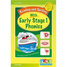 Reading and Spelling With Early Stage 1 Phonics