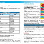 Years 3 to 6 Language, Literacy & Motor Milestones Pg2
