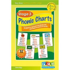 Stage 3 Phonic Charts