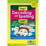 Stage 1 Decoding and Spelling Games