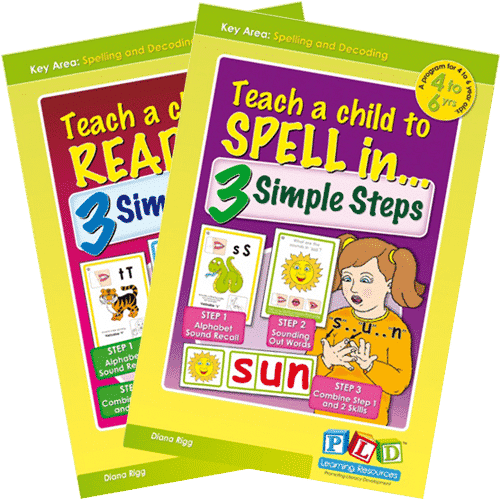Fast track into early reading and spelling