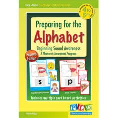 Preparing for the Alphabet