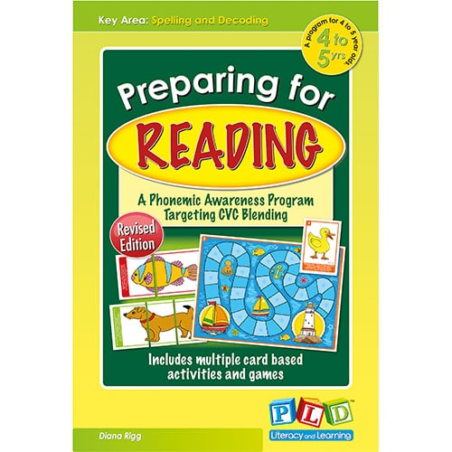 Preparing for Reading