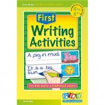 First Writing Activities