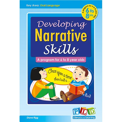 Developing Narrative Skills for 6 to 8 Year Olds