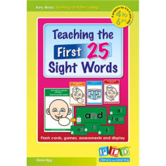 Teaching the First 25 Sight Words