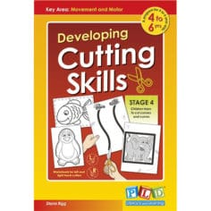 Developing Cutting Skills - Stage 4