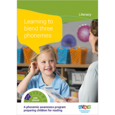 Learning to Blend Three Phonemes