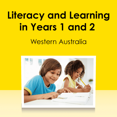 Literacy & Learning in Year 1 & 2 Seminar Downloads