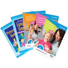 Full set of early years oral language programs