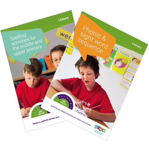 Middle and upper primary spelling essentials