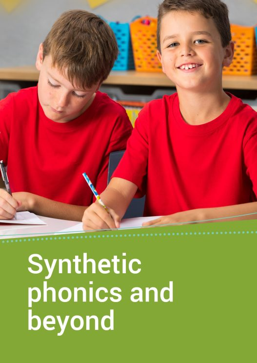 Synthetic phonics and beyond - Online Course