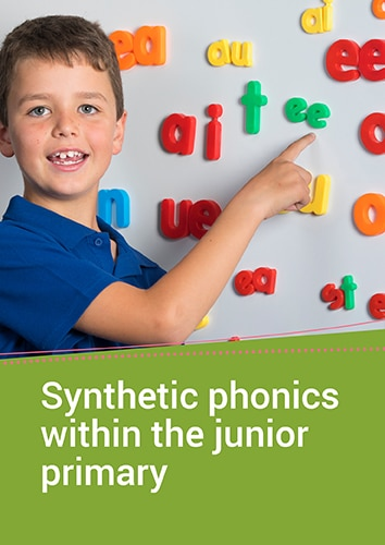 Synthetic phonics within the junior primary - Online Course