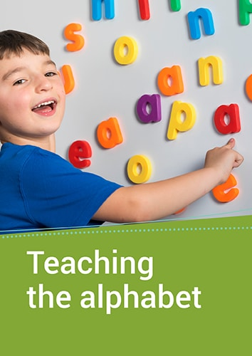 Teaching the alphabet - Online Course