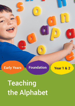 Learning to Read, Spell and Write in Foundation - Online Course