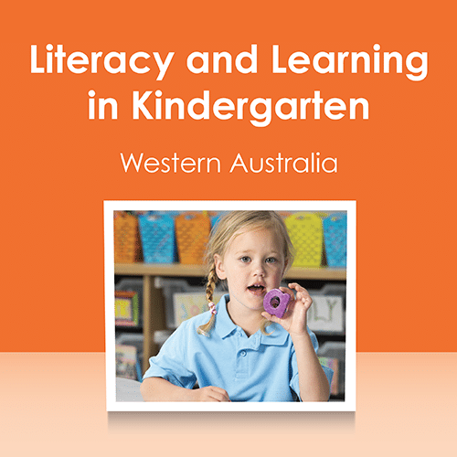Literacy & Learning in Kindergarten Seminar Downloads