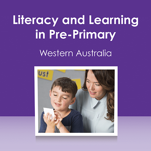 Literacy & Learning in Pre-Primary Seminar Downloads