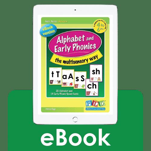 Alphabet the multisensory way (foundation font)