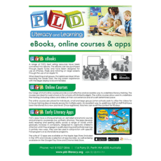 PLD eResources - flyer