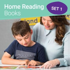 Home Reading Books Set 1